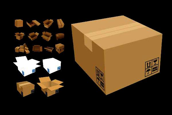赌钱游戏纸箱纸盒